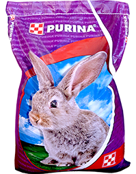 Комбикорм для кроликов универсальный PURINA , 40 кг