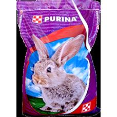 Комбикорм PURINA для кроликов универсальный, 25 кг